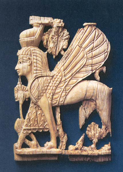 Cherubim God S Throne 183 The Bas Library