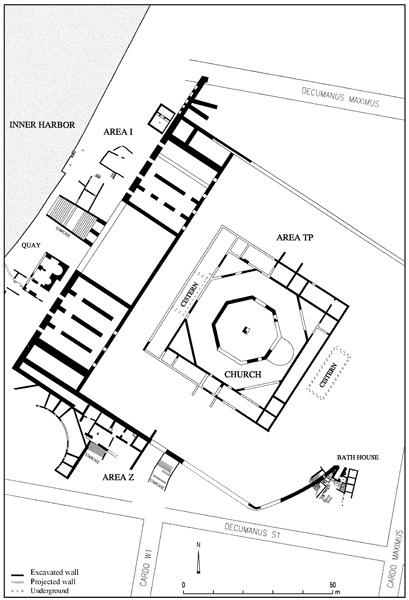 Caesarea The Bas Library
