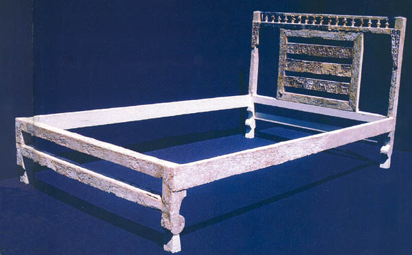 Kings Og S Iron Bed The Bas Library