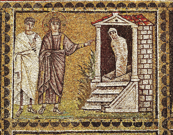 The Raising of Lazarus · The BAS Library