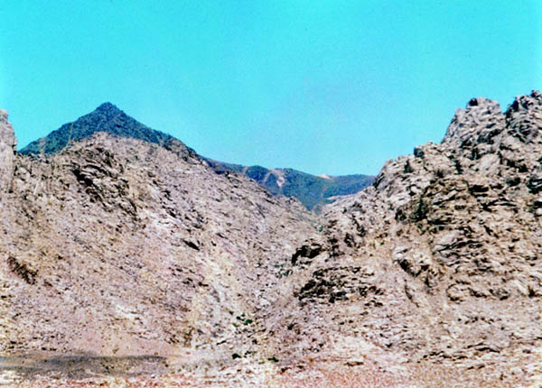Mt  Sinai—in Arabia? · The BAS Library