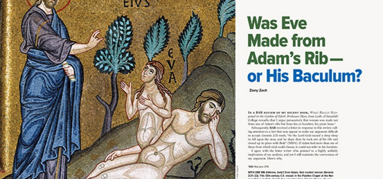 Bible lilith adam eve Lilith was