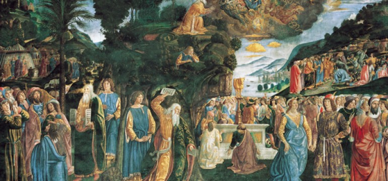 Did Moses Have Horns? · The BAS Library