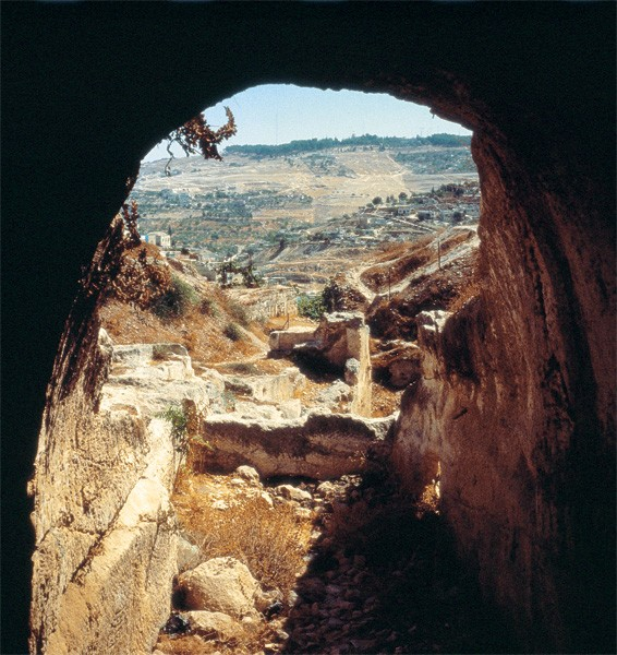 Lost Tombs of the Israelite Kings · The BAS Library