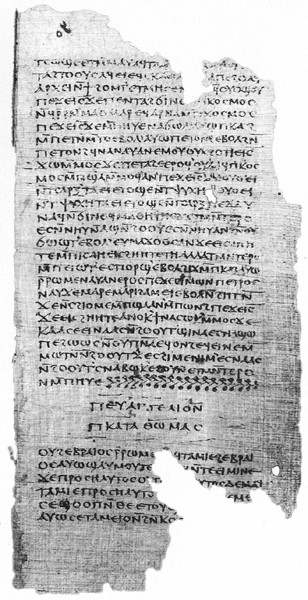 The Gospel of Thomas: Jesus Said What? · The BAS Library