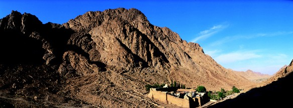 Where Is Mount Sinai? · The BAS Library